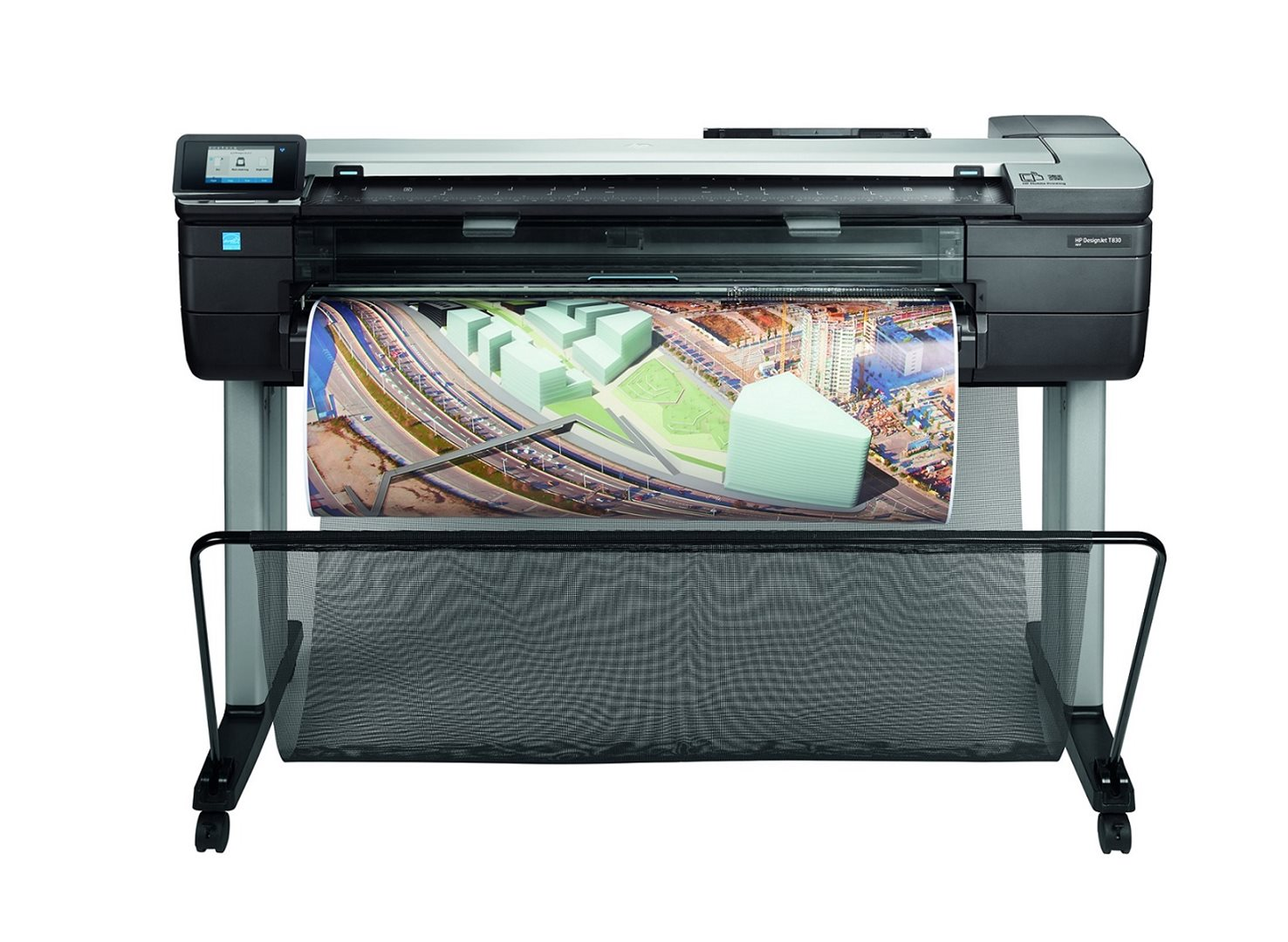 HP DesignJet printer